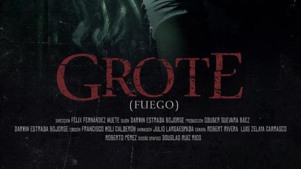 """El corto documental nicaragüense """"Grote"""" seleccionado en la Sección Centroamericana de la XXII del Festival Icaro"""